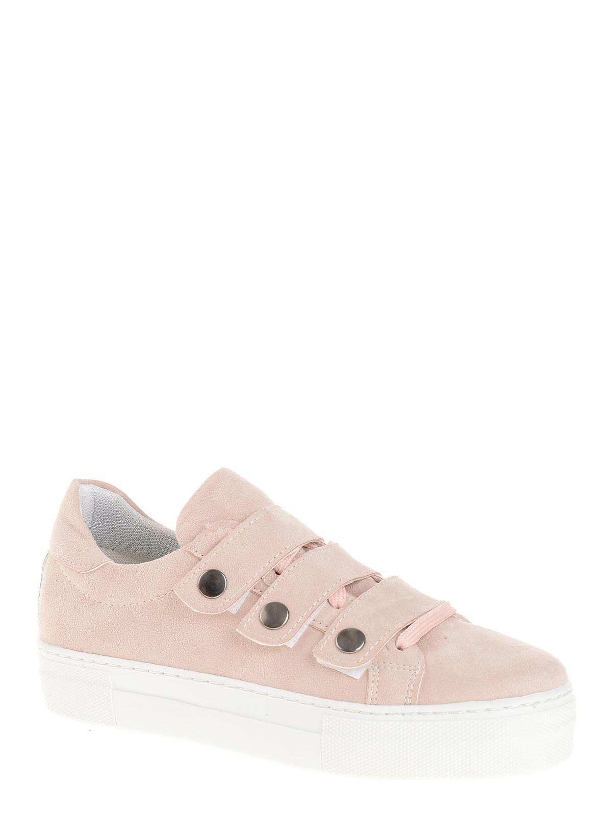 Derigo 34103 Pudra Kadın Günlük Ayakkabı